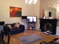 Lovely Double Room with own bathroom In Luxury City Center Flat Available Sept