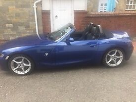 2007 BMW Z4 with only 77000 miles