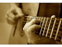 Guitar Lessons - Beginners to Advanced - Adults and Children