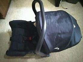 Joie Juva Car Seat in excellent condition
