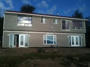 Beautiful lake front cottage for rent by Huntsville ON