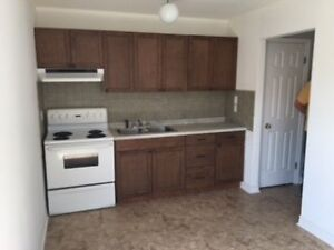 Three-bedroom semi for rent