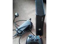 Xbox 360 Black Slim Edition