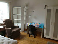 Room for rent, metro jolicoeur,all included, female only