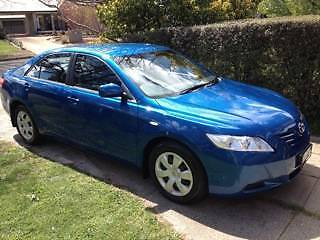 2007 Toyota Camry Sedan Downer North Canberra Preview