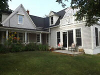 Stunning Home- W/Guesthouse and Vineyard- Waterfront!