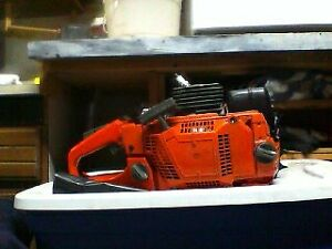 husky 372 project chainsaw
