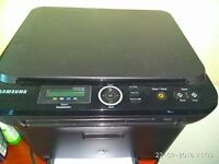 Multifunction colour laser printer/scanner