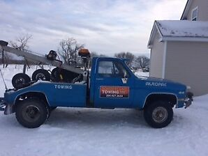 Tow truck For sale 1 ton