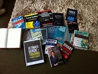 FOREX, OPTIONS OR BINARY TRADING BOOKS 12 PLUS.