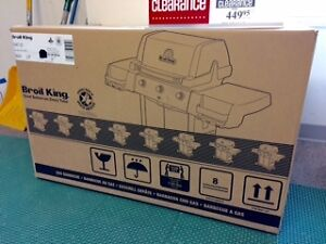 CLEARANCE Broil King BBQ at Sears in Brandon