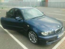 BMW e46 m3 coupe sport diesel