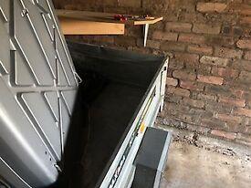 axled trailer 'daxara 107'