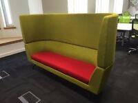 Orangebox Acoustic Sofa