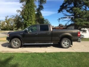 For Sale2008 Ford F-150 SuperCrew XLT Pickup Truck