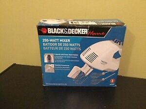 Black and Decker Hand Mixer