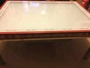 Southern Comfort LED Lightup Coffee table!!! Mandurah Mandurah Area Preview