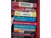 economics, accounting, business, dictionary, psychology, law, and many more BOOKS