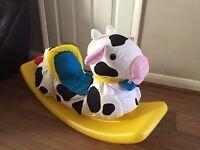Little Tikes Soft Rocking Cow