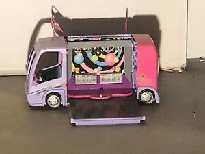 Barbie Disco Camper