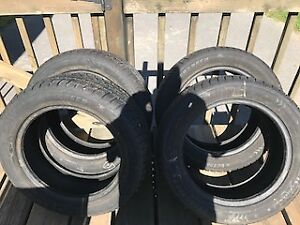 4 Pneus d'hiver / winter Evergreen 205/55 R16