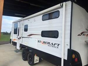 Jayco Starcraft Outback 22.68-1 Clarence Town Dungog Area Preview