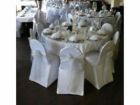 CHAIR COVERS & SASH TO HIRE 80p Slough/ Burham/West London /Reading/Hayes/ Uxbridge/ Maidenhead