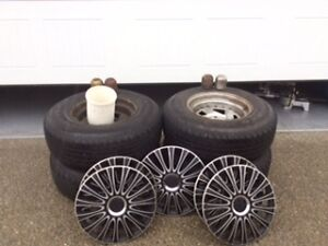 Tires and rims forsale