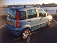 IMMACULATE FIAT PANDA - LOW MILES 18000 - FULL MOT - FSH WITH 18 SERVICE STAMPS - 1 OWNER FROM NEW