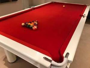 Pool Table- Abbott & Doyle 8'x4' amazing condition Wollstonecraft North Sydney Area Preview