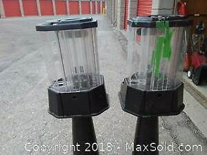 Coin Operated Candy Machine A
