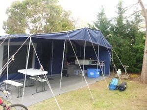 Camel Discovery Camper Offroad Trailer 2008 Grays Point Sutherland Area Preview