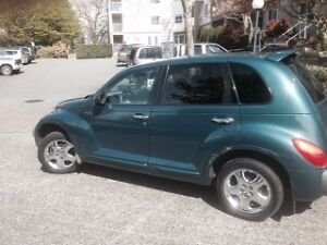 2001 Chrysler PT Cruiser SE Wagon