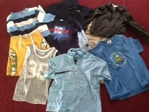 Baby boy clothes size 3