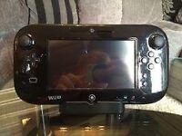 Nintendo Wii U and Game Pad