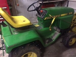 Wanted rear PTO 318 John Deere