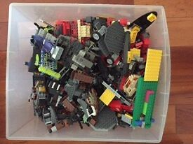 Lego Assorted Brick and Characters
