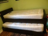 Bed (with mattresses)
