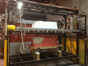 Vacuum former, in excellent shape for acrylic ABS & plastic Kingston Kingston Area image 2