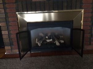 Vermont Castings Gas Insert Fireplace