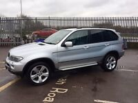 BMW X5 54 Reg 2 Lady owners from new, service history