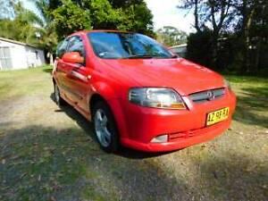 2006 Holden Barina Hatchback Bobs Farm Port Stephens Area Preview