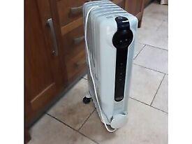 Delonghi 7 fin heater