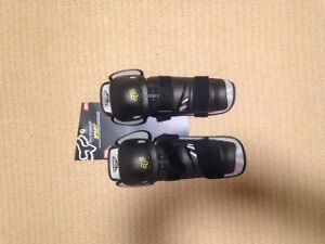 MOTORCYCLE SHIN GUARDS