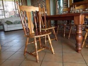 Dining Table and 6 Chairs Grays Point Sutherland Area Preview
