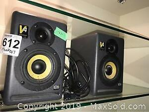 Speakers A