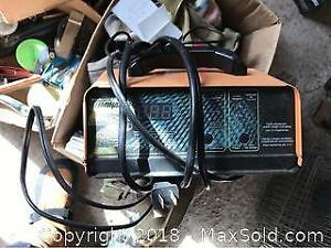 Battery Charger and More. A