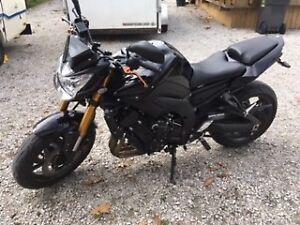 Motorcycle For Sale - Yamaha FZ8 2011