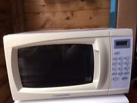 Compact size Microwave Oven
