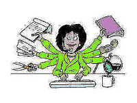 Personal Assistant/PA/Admin/Secretarial work wanted. On Site &/or Virtual/Remote